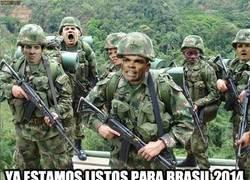 Enlace a Vámonos todos al mundial de Brasil