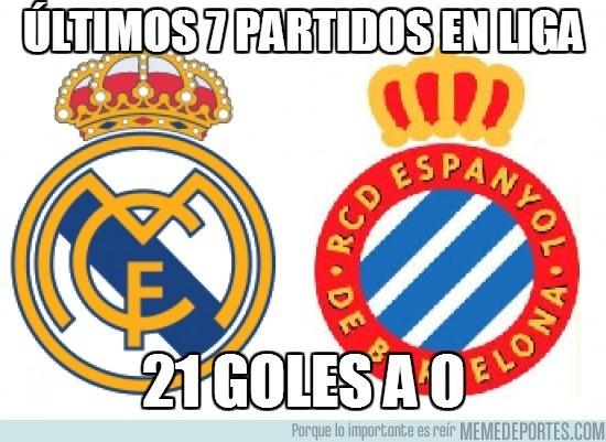 52693 - ¿Sale el Espanyol ya derrotado a jugar contra el Real Madrid?