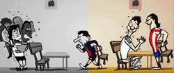 Enlace a Messi va camino a las leyendas