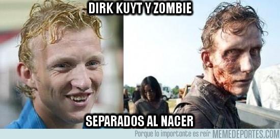 53173 - Dirk Kuyt y Zombie