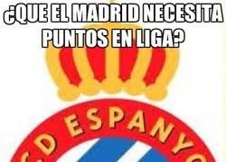 Enlace a ¿Que el Madrid necesita puntos en liga?