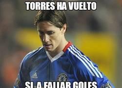 Enlace a Torres ha vuelto
