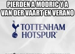 Enlace a La grandeza del Tottenham