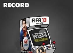 Enlace a Los récords de Messi
