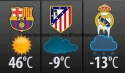 Enlace a Parece ser que hace frío en Madrid