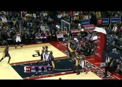 Enlace a VÍDEO: Algunas de las mejores jugadas de la semana en la NBA