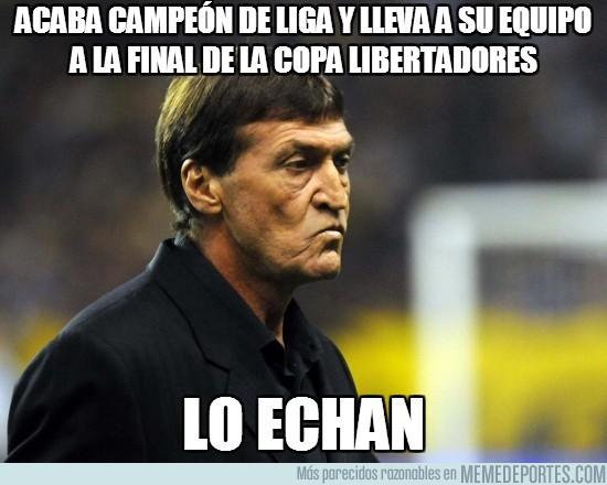 54339 - Falcioni, entrenador de Boca, con los días contados ante el regreso de Bianchi