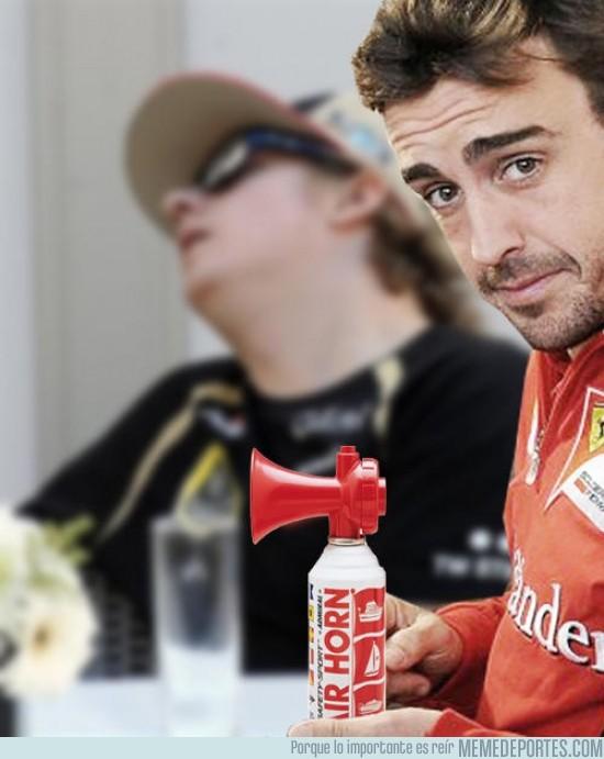 54575 - Fernando Alonso, ¿ready to troll?