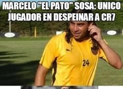 Enlace a Marcelo Sosa, un valiente