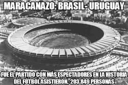 Enlace a Maracanazo: Brasil - Uruguay