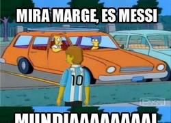 Enlace a ¡Mira es Messi!