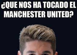 Enlace a ¿Que nos ha tocado el Manchester United?