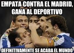 Enlace a Empata contra el Madrid, gana al Deportivo