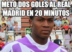Enlace a Meto dos goles al Real Madrid en 20 minutos