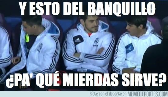 56789 - Casillas anda perdido