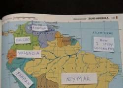 Enlace a Así se aprende geografía ahora