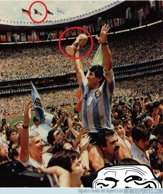 57715 - Lo más cerca que ha estado México de ganar un mundial