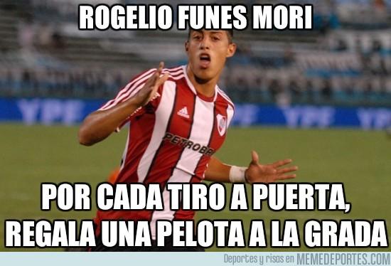57732 - Rogelio Funes, un tío generoso