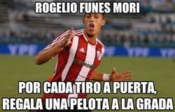 Enlace a Rogelio Funes, un tío generoso