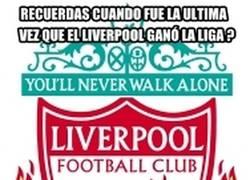 Enlace a ¿Recuerdas cuando ganó el Liverpool su última liga?