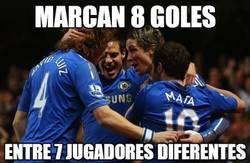 Enlace a Marcan 8 goles