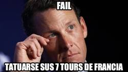 Enlace a Armstrong big fail