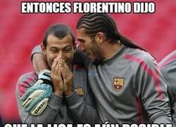 Enlace a Entonces Florentino dijo...