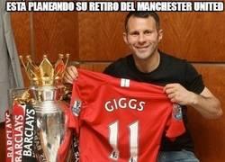 Enlace a La leyenda de Giggs continúa
