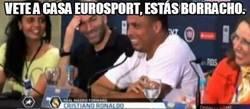 Enlace a Vete a casa EuroSport, estás borracho