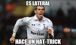 Enlace a Gareth Bale es una máquina