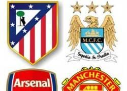 Enlace a Únicos Equipos en hacer más goles que Messi en 2012