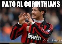 Enlace a Pato al Corinthians