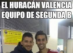 Enlace a El Huracán Valencia, equipo de Segunda B