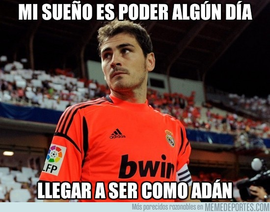 59401 - La humildad de Casillas