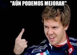 Enlace a No me vaciles, Vettel