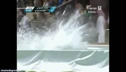 Enlace a GIF: A la mierda el partido, me voy a la piscina