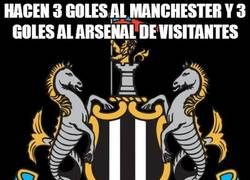 Enlace a Bad luck Newcastle