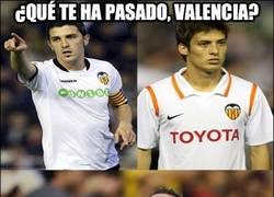 Enlace a ¿Qué te ha pasado, Valencia?
