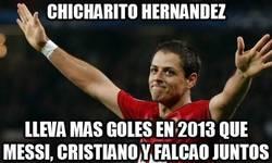 Enlace a Chicharito Hernandez