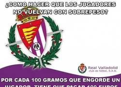 Enlace a Bien jugado, Valladolid