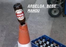 Enlace a ¡Hemos conseguido que Mahou patrocine a Arbeloa!