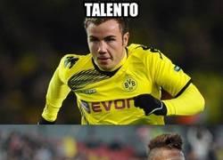 Enlace a Talento vs Malabares