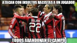 Enlace a Atacan con insultos racistas a un jugador