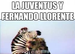 Enlace a La Juventus y Fernando Llorente