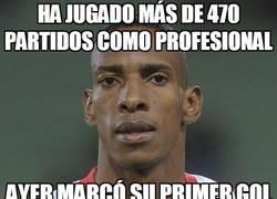 Enlace a Perea, el goleador