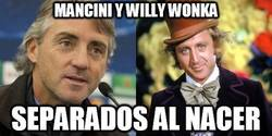 Enlace a MANCINI Y WILLY WONKA