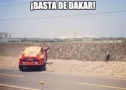 Enlace a ¡A la mierda el dakar!