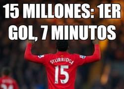 Enlace a 15 Millones: 1er gol, 7 minutos