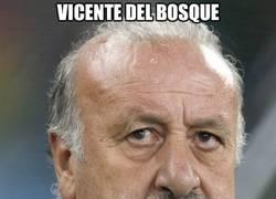 Enlace a Vicente del Bosque, nombrado mejor entrenador del mundo