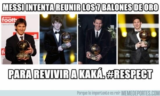 65019 - Messi y los 7 balones de oro